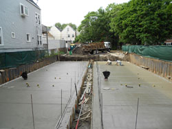 Waterproofing - Sealing - French Drains